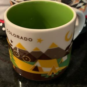 Starbucks mug Colorado